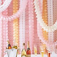 abordables Decoraciones de Boda-Navidad / Aniversario / Cumpleaños / Graduación / Pedida / Despedida de Soltera / Fiesta de baile / San Valentín / Baby Shower Material