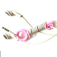 abordables Accesorios de Viaje-Envase para Auriculares / Bobinadora de Cable Portable para Almacenamiento para Viaje