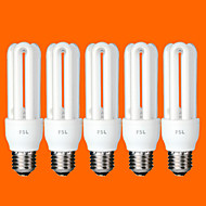 abordables FSL-E26/E27 AC 220-240 W 580 lm Blanco frío