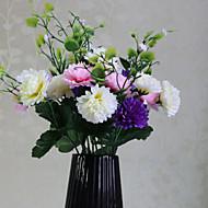 preiswerte Schreibwaren-Polyester Nelken Künstliche Blumen