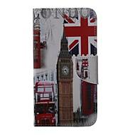 Для Samsung Galaxy S7 Edge Кошелек / Бумажник для карт / со стендом / Флип Кейс для Чехол Кейс для Флаг Искусственная кожа SamsungS7 edge