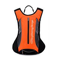 12 L Rucksack Legere Sport Outdoor Feuchtigkeitsundurchlässig / tragbar Orange Oxford Fulang