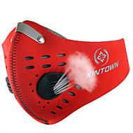 billige Sportstøj-XINTOWN Unisex Forår Sommer Vinter Efterår Anti-forurening maske Vindtæt Støv-sikker Åndbart Begrænser bakterier Nylon Fritidssport