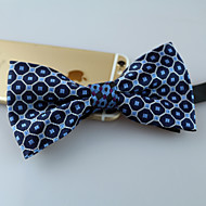 cheap -Men's Party / Work / Basic Bow Tie Print