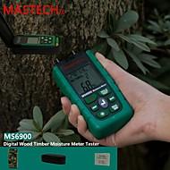 お買い得  -MASTECH ms6900-ポータブル多機能木材水分計+環境温度と湿度試験