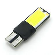 Недорогие Внешние огни для авто-2pcs T10 Автомобиль Лампы 5W COB 480lm 2 Боковая подсветка / Подсветка для номерного знака / Подсветка для чтения