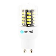 お買い得  LED コーン型電球-5W 450 lm GU10 LEDコーン型電球 T 30 LEDの SMD 温白色 クールホワイト AC 220-240V