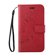 Embossing Sling Flip Cover Wallet Bag Case For Galaxy Trend Lite/Core Plus/Core LTE/Ace 4/Grand Prime/Core Prime/Alpha