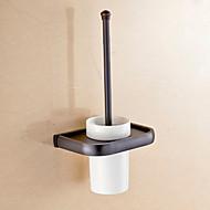 お買い得  浴室用小物-トイレブラシホルダー 新古典主義 真鍮 1枚 - ホテルバス