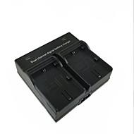 Lpe6 eu camera digitală baterie încărcător dublă pentru canon 5d2 5d3 6d 7d 7d2 60d 70d