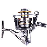 olcso Fishing & Hunting-Orsók 5.2:1 12 Golyós csapágy cserélhető Tengeri halászat Csalidobó Léki horgászat Sodort Folyóvíz horgászat Más Pontyhorgászat