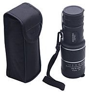 16X40 Monocular High Definition Generic Carrying Case Military Spotting Scope Tactical General use Hunting Bird watching Military BAK4