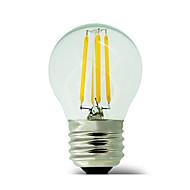 preiswerte -E26/E27 LED Glühlampen G45 4 Leds COB Wasserfest Dekorativ Warmes Weiß 400lm 2700K AC 220-240V