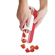 お買い得  キッチン用小物-1枚 カッター&スライサー For フルーツのための / 野菜のための ステンレス 環境に優しい / クリエイティブキッチンガジェット / アイデアジュェリー