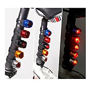 Rear Bike Light - Cycling Waterproof CR2032 Other 200 Lumens Battery Cycling/Bike