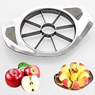 1 τμχ Cutter & Slicer For για Φρούτα Πλαστικό / Ανοξείδωτο ατσάλι Υψηλή ποιότητα / Δημιουργική Κουζίνα Gadget / Πρωτότυπες