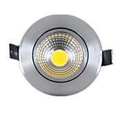 Bestlighting 5 W  COB 450-500lm  Rotatable Dimmable Recessed Lights AC 220-240V