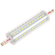 abordables Bombillas LED de Mazorca-20W R7S Bombillas LED de Mazorca Luces Empotradas 144LED leds SMD 2835 Regulable Blanco Cálido Blanco Fresco 1200-1300lm