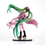 애니메이션 액션 피규어 에서 영감을 받다 보컬로이드 Nigaito PVC CM 모델 완구 인형 장난감