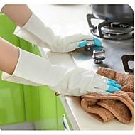 abordables Protección para limpieza-Alta calidad 1pc Silicona Guantes Utensilios, Cocina Limpiando suministros