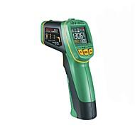 お買い得  -MASTECH ms6531bカラー画面赤外線温度計(〜800℃-40℃)Kタイプ温度プローブを接続することができます