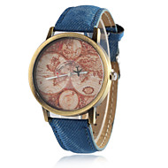 cheap Watch Deals-European Style Fashion Hot Retro Map of the World Plane Wrist Watch Cool Watches Unique Watches