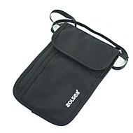 お買い得  トラベル小物-旅行用ウォレットFor小物収納用バッグ クロス 黒フェード 14.5*21