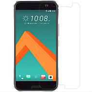 NILLKIN hd anti fingerprint film sets voor htc 10 (10 lifestyle) mobiele telefoon