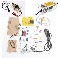 お買い得  Arduino 用アクセサリー-リテールボックスDIYキットLM317調整可能な定電圧降圧電源スイートモジュール送料無料