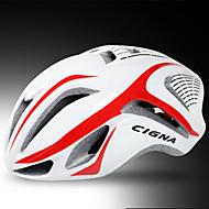 저렴한 -GIGNA 자전거 헬멧 싸이클링 17 통풍구 조절가능 산 에어로 헬맷 스포츠 도로 사이클링