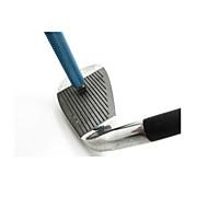 hesapli -Golf Demir Kulübü Oluk Açacağı Dayanıklı Hafif Taşınabilir Paslanmaz Çelik için Golf - 1pc