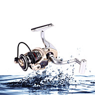 Orsók / Pontyozó orsó 5.2:1 12 Golyós csapágy cserélhetőTengeri halászat / Csalidobó / Léki horgászat / Sodort / Pergető horgászat /