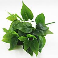 abordables Flores Artificiales-Flores Artificiales 1 Rama Estilo Pastoral Plantas Flor de Suelo