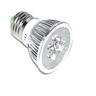 1pc 3w e26 / e27 led 조명 3 높은 전원 led 2red 1blue ac85-265v