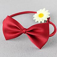 Недорогие $0.99 Модное ювелирное украшение-Универсальные Для вечеринки Для офиса Классический Бабочка Полиэстер, Однотонный