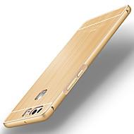 abordables Accesorios para Móvil-Funda Para Huawei P9 Huawei mate S Huawei G-7 Huawei P8 Huawei Huawei P8 Lite Huawei mate 8 P9 Funda Huawei Ultrafina Funda Trasera Color