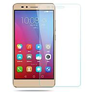 お買い得  スクリーンプロテクター-スクリーンプロテクター Huawei のために 強化ガラス 1枚 スクリーンプロテクター 2.5Dラウンドカットエッジ 硬度9H