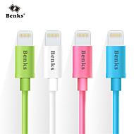 benks jabuka odobren 2.4a brzo punjenje MFI kabel za iPhone 7 6S 6 plus takovi 5s 5c 5