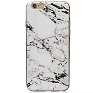 iphone 7 plus luovan taiteen maalattu marmori helpotus TPU puhelin iPhone 5 / 5s / SE / 6 / 6s / 6s plus / 6s plus