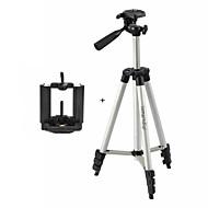 halpa -ismartdigi i-3110 + liikuteltava teline 4-osiossa kamera kolmijalka (hopea + musta) kaikille dv.camera ja mobiili: samsung iphone Sony