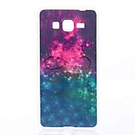 olcso Galaxy Grand Prime tokok-Mert Samsung Galaxy tok Minta Case Hátlap Case Rajzfilmfigura Puha TPU Samsung Grand Prime / Grand Neo / Core Prime