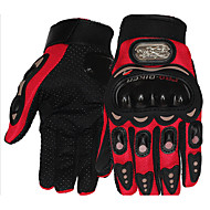 2016 motociclismo andar en bicicleta guantes guantes para deslizarse caída prueba transpirable