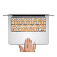 1 stuks Krasbestendig Transparante kunststof Lichaamssticker Cartoonafbeelding / Ultra dun / Mat VoorMacBook Pro 15 '' met Retina /