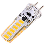 YWXLight® 4W G6.35 LED Bi-pin Lights 12SMD 5730 300-400 lm Warm White Cold White Decorative AC/DC 12V AC/DC 24V 1pc