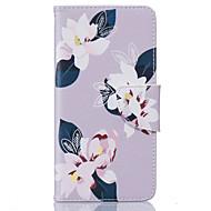 Для Кейс для  Samsung Galaxy Бумажник для карт / Флип Кейс для Чехол Кейс для Other Мягкий Искусственная кожа Samsung A5(2016) / A3(2016)