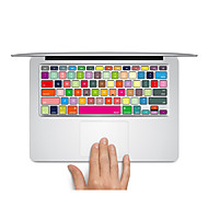 1 szt. Naklejka na obudowę na Odporne na zadrapania Jeden kolor Bardzo cienkie Matowe PVC MacBook Pro 15'' with Retina MacBook Pro 15''