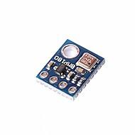 BMP180 la presión barométrica, la temperatura y la altitud del sensor de Arduino