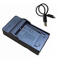 BK1 micro usb mobilkamera batterilader for Sony DSC-W190 S750 S780 S950 S980 W370