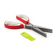 お買い得  キッチン用小物-ステンレス鋼 アイデアジュェリー 野菜のための カッター&スライサー