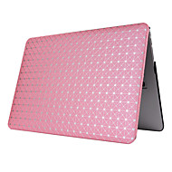abordables Fundas, Bolsas y Estuches para Mac-MacBook Funda Carcasas de Cuerpo Completo Diseño Geométrico El plastico para MacBook Pro 15 Pulgadas / MacBook Air 13 Pulgadas / MacBook